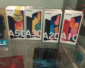 Celulares Samsung y Huawei a cuotas