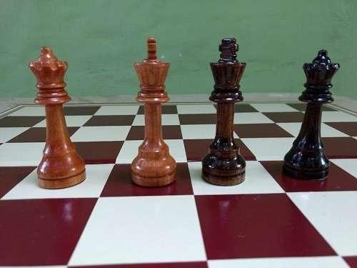 Juego de Ajedrez tamaño de torneo - 4