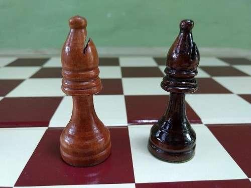 Juego de Ajedrez tamaño de torneo - 7