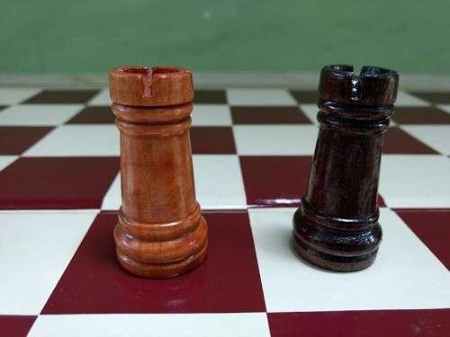 Juego de Ajedrez tamaño de torneo - 6
