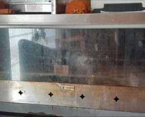 Horno Industrial Tedesco 4 bandejas a gas