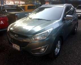 Hyundai Tucson 2012 Mecánica