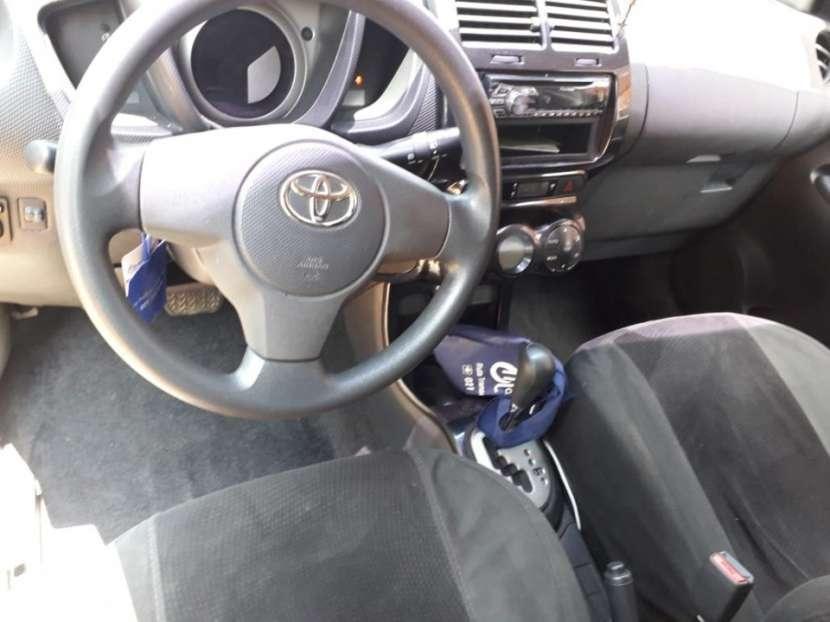 Toyota New IST 2007 - 1