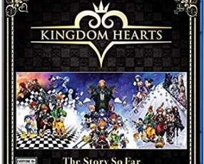 Kingdom Hearts The Story So Far PlayStation 4