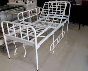 Alquiler cama hospitalaria dos movimientos