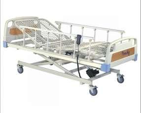 Alquiler de cama articulable de 3 movimientos eléctrica