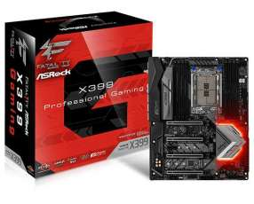 Mb asrock tr4 x399 profesional gaming fatal1ty s/3r/wif