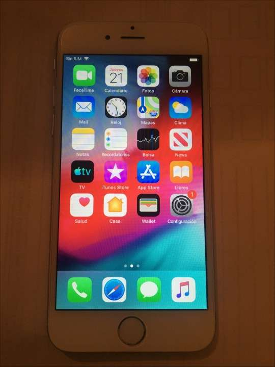 iPhone 6 y iPhone 6s - 2