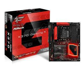 Mb asrock am4 x370 gaming x fatal1ty s/r/hdmi/m2