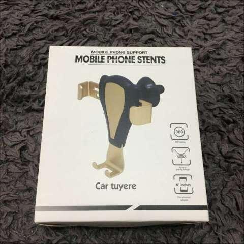 Porta celular para el auto