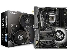 MB ASROCK 1151 Z370 TAICHI S/2R/HDMI/DP/M2/DDR4