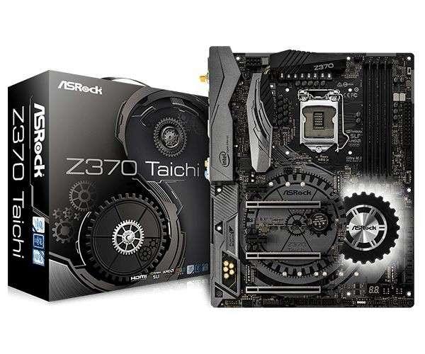 MB ASROCK 1151 Z370 TAICHI S/2R/HDMI/DP/M2/DDR4 - 0