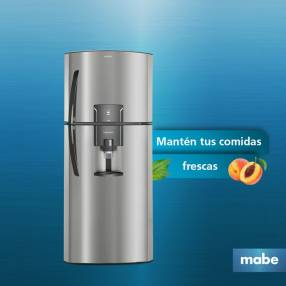Heladera Mabe 420L frío seco