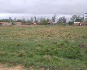 Terreno en Limpio Villa Jardín