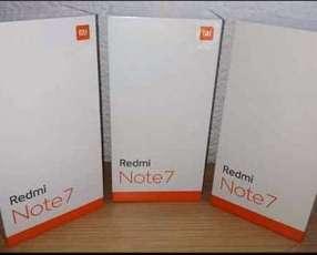 Redmi Note 7 de 64 gb nuevos