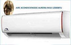 Aire acondicionado Aurora 12.000 btu