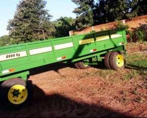 Tumba para Tractor de 12.000 kilos