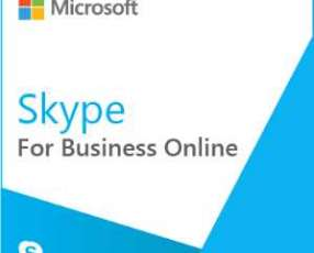 Software skype for bussines 2019 sngl olp nl y licencia