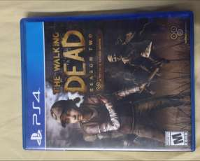 Videojuego The Walking Dead Season 2 PS4