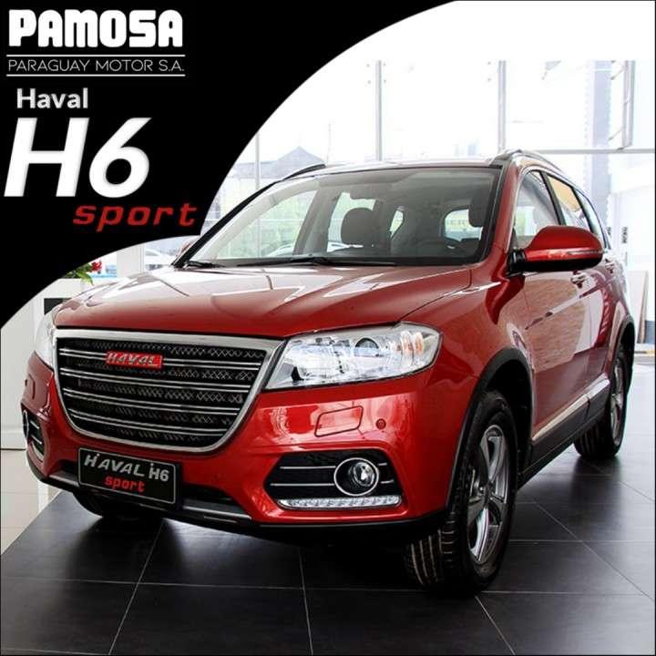 SUV Haval H6 - 0