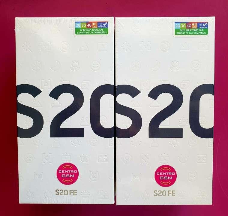 Samsung Galaxy S20 FE 128 gb nuevos - 0