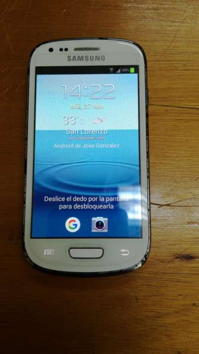 Samsung Galaxy S3 Mini - 0
