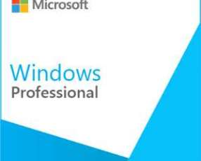 Software microsoft windows pro 10 upgrd olp nl gov y licencia