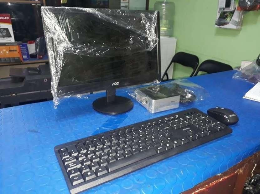 Mini Pc Intel NUC Celeron i3 i5, i7 - 2