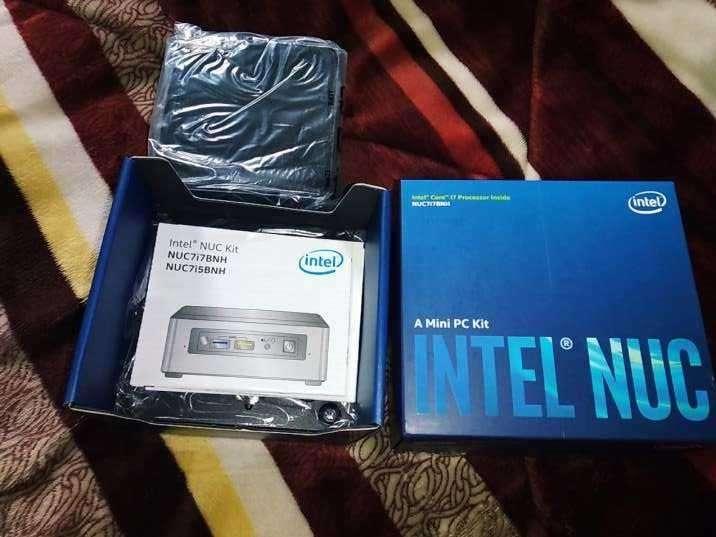 Mini Pc Intel NUC Celeron i3 i5, i7 - 1