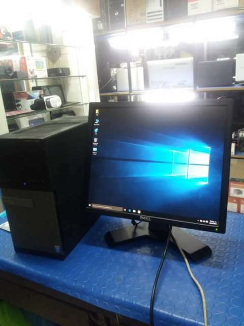Pc de escritorio Dell - 0