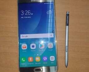 Samsung Galaxy Note 5 dorado