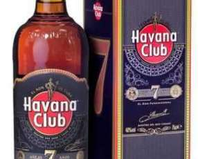 Ron Havana club cubano ron añejo 7 años 750 ml