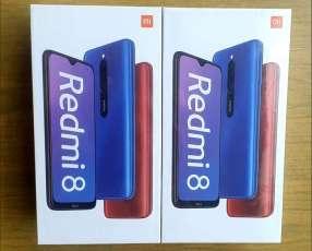 Redmi 8 de 32 gb y batería 5000 mAh nuevos