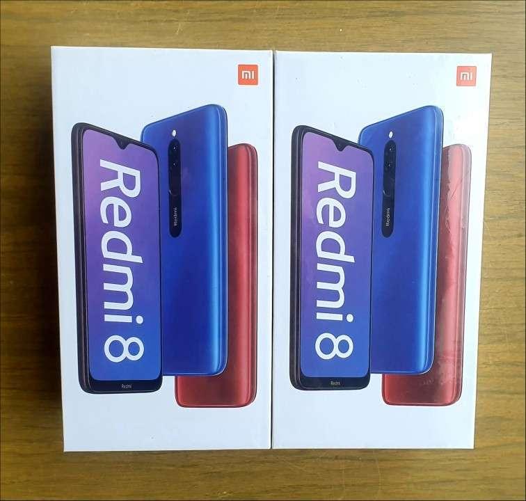 Redmi 8 de 32 gb y batería 5000 mAh nuevos - 0