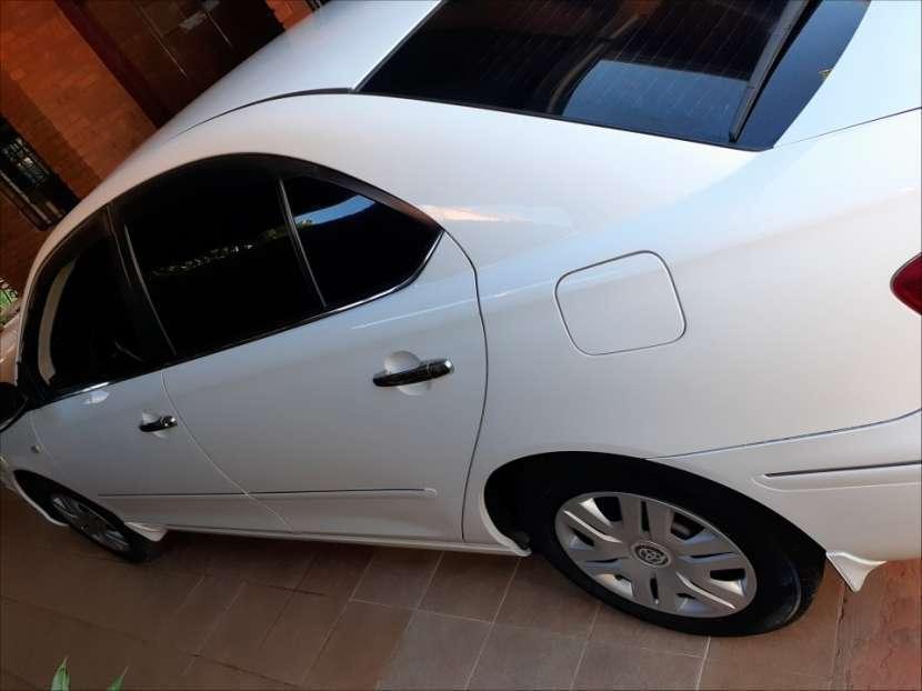 Toyota Premio blanco serie G - 6
