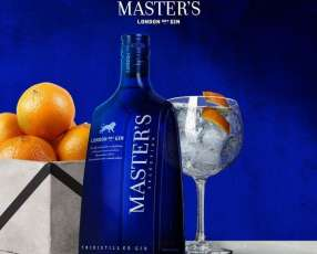 Gin master´s london dry 700 ml