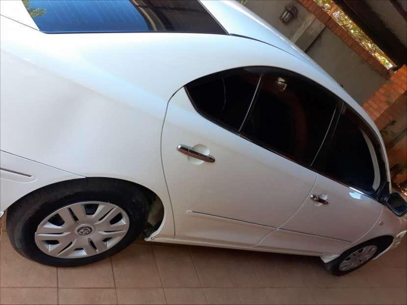 Toyota Premio blanco serie G - 5