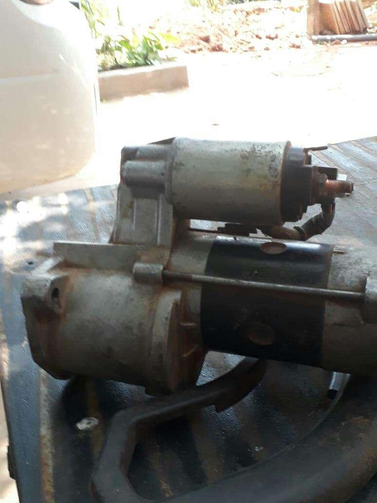 Motor de arranque L200 coreano - 0
