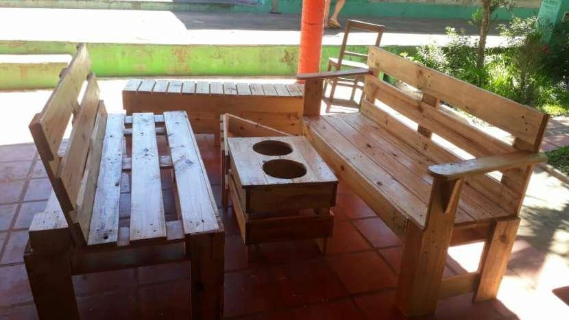 Juegos de sillones rústicos - 1