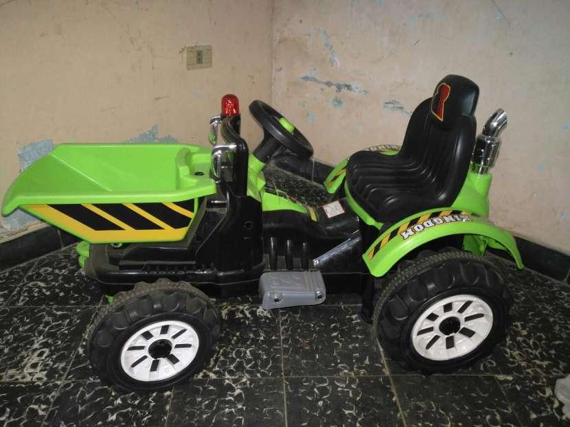 Mini tractor a batería - 1