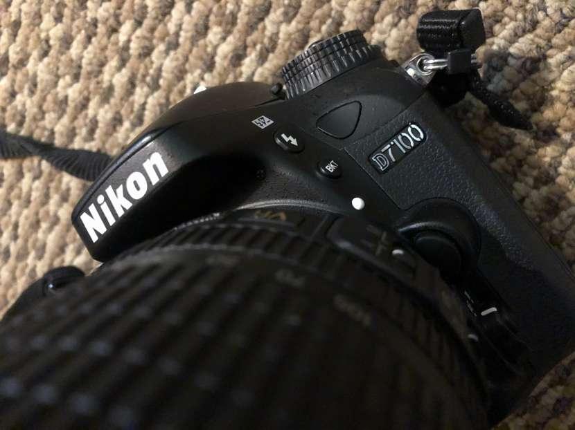 Cámara Nikon D7100 - 2