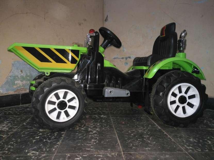 Mini tractor a batería - 2