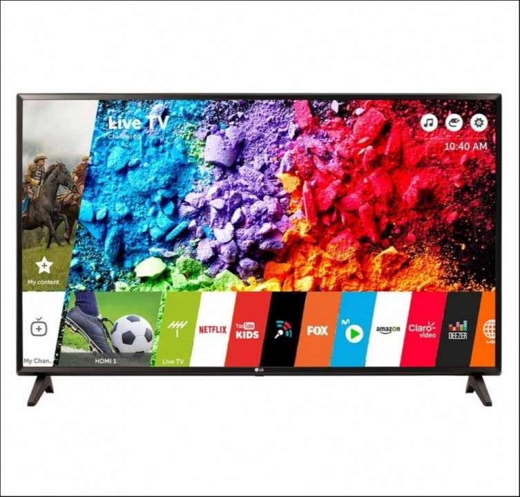 Tv LED LG 43 pulgadas Smart - 0