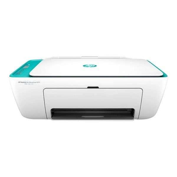 Impresora multifuncional hp 2675 - 2