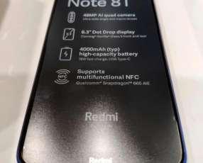 Xiaomi Redmi Note 8T 128 GB