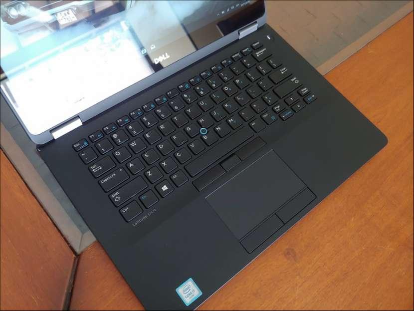 Dell e7450 i7 16GB DDR4 SSD Touch QHD - 5