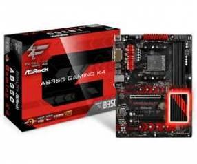 MB ASROCK AM4 AB350 gaming k4 fatality V/S/R/DVI/H
