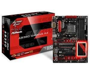 MB ASROCK AM4 AB350 gaming k4 fatality V/S/R/DVI/H - 0