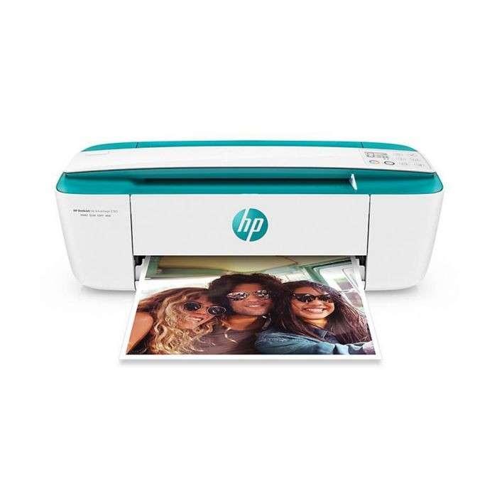 Impresora Multifunción HP DeskJet Ink 3785 - 1