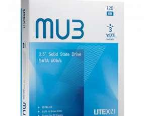 SSD 120 GB Liteon MU3